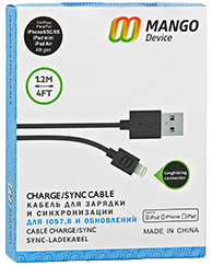Кабель Mango Device Lightning